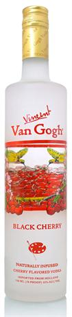 Vincent Van Gogh Vodka Black Cherry